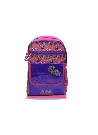 LOL Okul Çantası 20444 Renkli